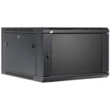 "WPR606 - Wall Mounted 19"" Cabinet - 6 Unit - 600 Mm"