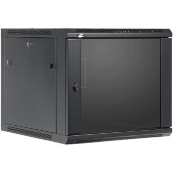 "WPR609 - Wall Mounted 19"" Cabinet - 9 Unit - 600 Mm"
