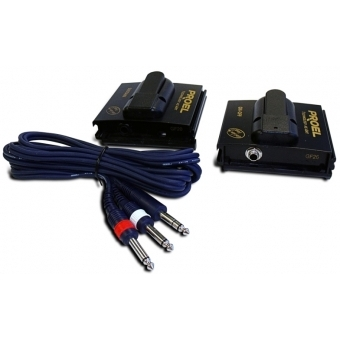Laser Harp Double Foot Switch