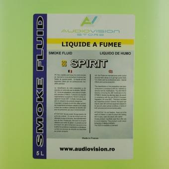 Lichid Fum -EUROSMOKE - Spirit 5L #2
