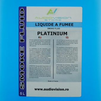 Lichid Fum -EUROSMOKE - Platinum 5L #2