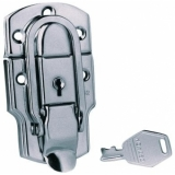 ROADINGER Spring lock with key