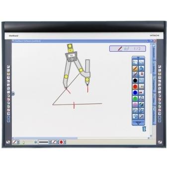 Tabla interactiva Hitachi FX-TRIO-77S #2