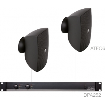 Sistem FESTA 6.2 - SET 2X ATEO6 + DPA252