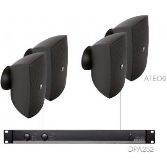 Sistem FESTA 6.4 - SET 4X ATEO6 + DPA252