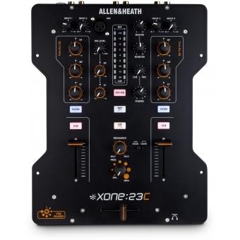 Mixer XONE:23C Allen & Heath + CADOU U8126SL LAPTOP MESSENGER BAG #3