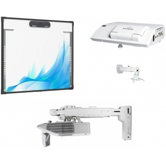 Tabla interactiva Hitachi FX-TRIO-77E - Bundle