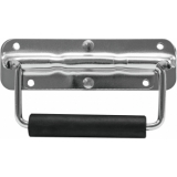 ROADINGER Surface Mounted Handle Sprung, silver