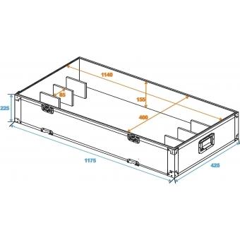 ROADINGER Extension Module Flightcase 31001090 #2