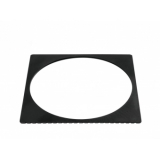 EUROLITE Filter frame 235 x 235 mm bk