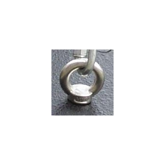ACCESSORY Eye Bolt M10/50mm, Stainless Steel #3