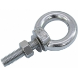 ACCESSORY Eye Bolt M12/50mm, Stainless Steel