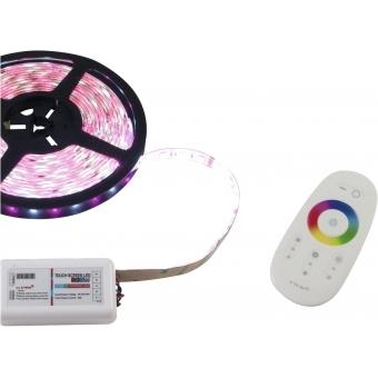 EUROLITE LED IP Strip Set 300 5m RGBW 12V 2.4GHz #2
