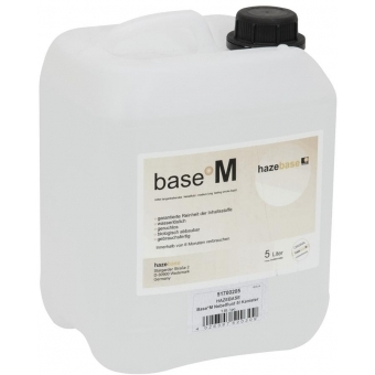 HAZEBASE Base*M Fog Fluid 25l