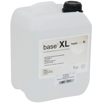 HAZEBASE Base*XL Fog Fluid 5l