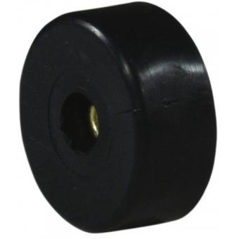 ROADINGER Rubber Foot,large w/steel