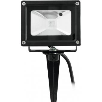 EUROLITE LED IP FL-10 COB RGB IR + Stake #2