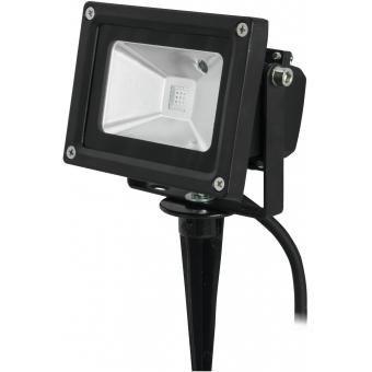 EUROLITE LED IP FL-10 COB RGB IR + Stake #3