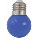 OMNILUX LED G45 230V 1W E-27 blue