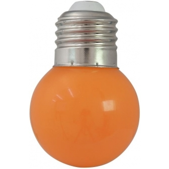 OMNILUX LED G45 230V 1W E-27 orange