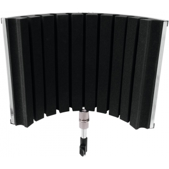 OMNITRONIC AS-02 Microphone-Absorber System