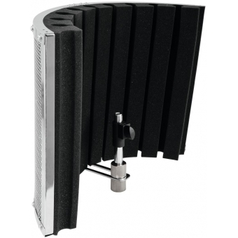 OMNITRONIC AS-02 Microphone-Absorber System #3