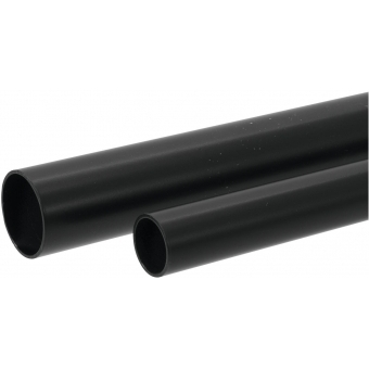 ALUTRUSS Aluminium Tube 6082 35x2mm 1m black #6