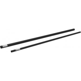 ALUTRUSS Aluminium Tube 6082 35x2mm 2m black #2