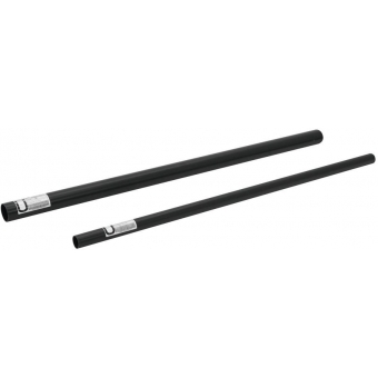 ALUTRUSS Aluminium Tube 6082 50x2mm 1m black #2