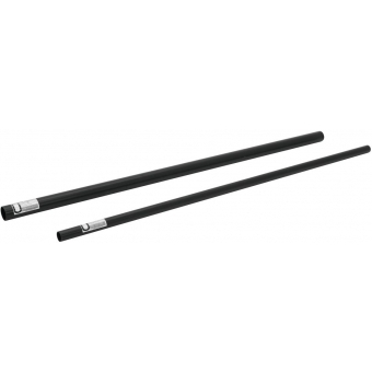 ALUTRUSS Aluminium Tube 6082 50x2mm 1,5m black #2