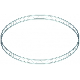 ALUTRUSS BILOCK Circle d=1,5m (inside) vertical