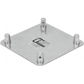 ALUTRUSS QUADLOCK QQGP-Male with Connector Set