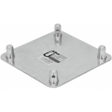 ALUTRUSS QUADLOCK QQGP-Male with Connector Set