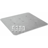 ALUTRUSS Base Plate 36x36 5kg for Decolock
