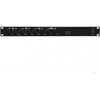 EUROLITE DMX Split 8X Splitter #4