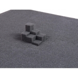 ROADINGER Foam Material for 776x376x100mm