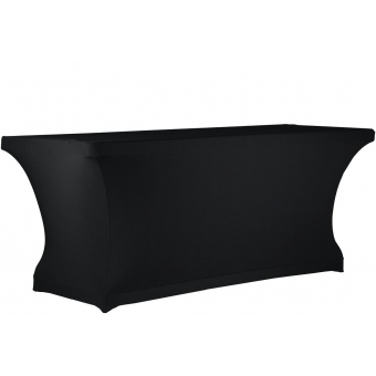 EXPAND XPTOS Deskcover one side open black #2
