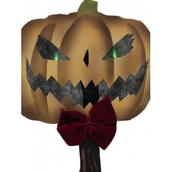 EUROPALMS Halloween pumpkin ghost with picker #2