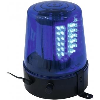 EUROLITE LED Police Light 108 LEDs blue Classic #2