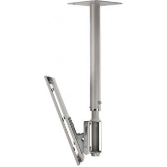 Ceiling mount bracket adjustable - Grey