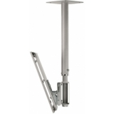 Ceiling mount bracket adjustable - Grey