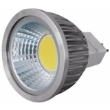 OMNILUX MR-16 12V GX-5,3 5W LED COB blue