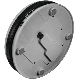 EUROPALMS Rotary Plate 25cm up to 25kg silver #3