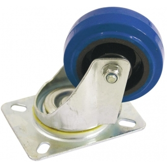 ROADINGER Swivel Castor 80mm blue #2