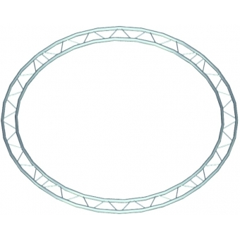 ALUTRUSS BILOCK Element f.Circle 1m(innen)hori.90° #5