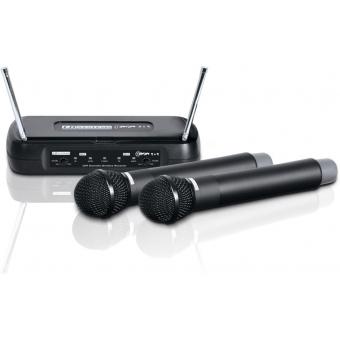 Microfon Wireless LD SYSTEMS Eco 2 Series 2 X 2 HHD2