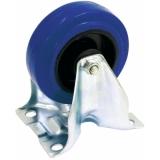 ROADINGER Fixed Castor blue wheelsize:100mm