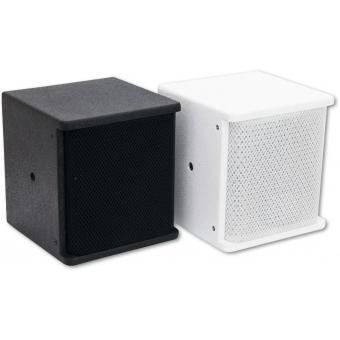 OMNITRONIC LI-105B Wall Speaker black #7