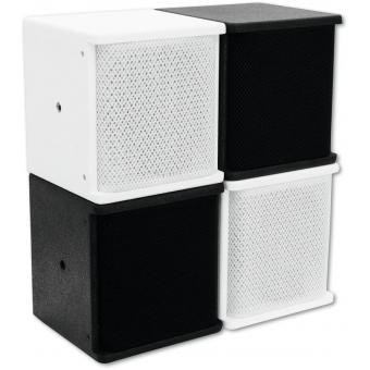 OMNITRONIC LI-105B Wall Speaker black #8