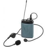 OMNITRONIC WAMS-08BT Bodypack Transmitter 863.975MHz